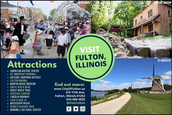 Fulton Tourism
