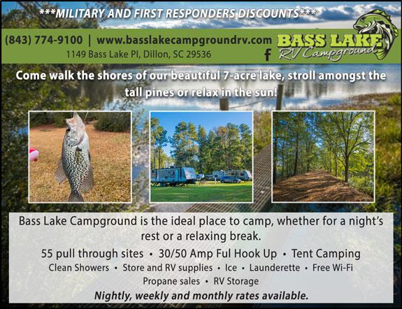 Bass Lake Campground