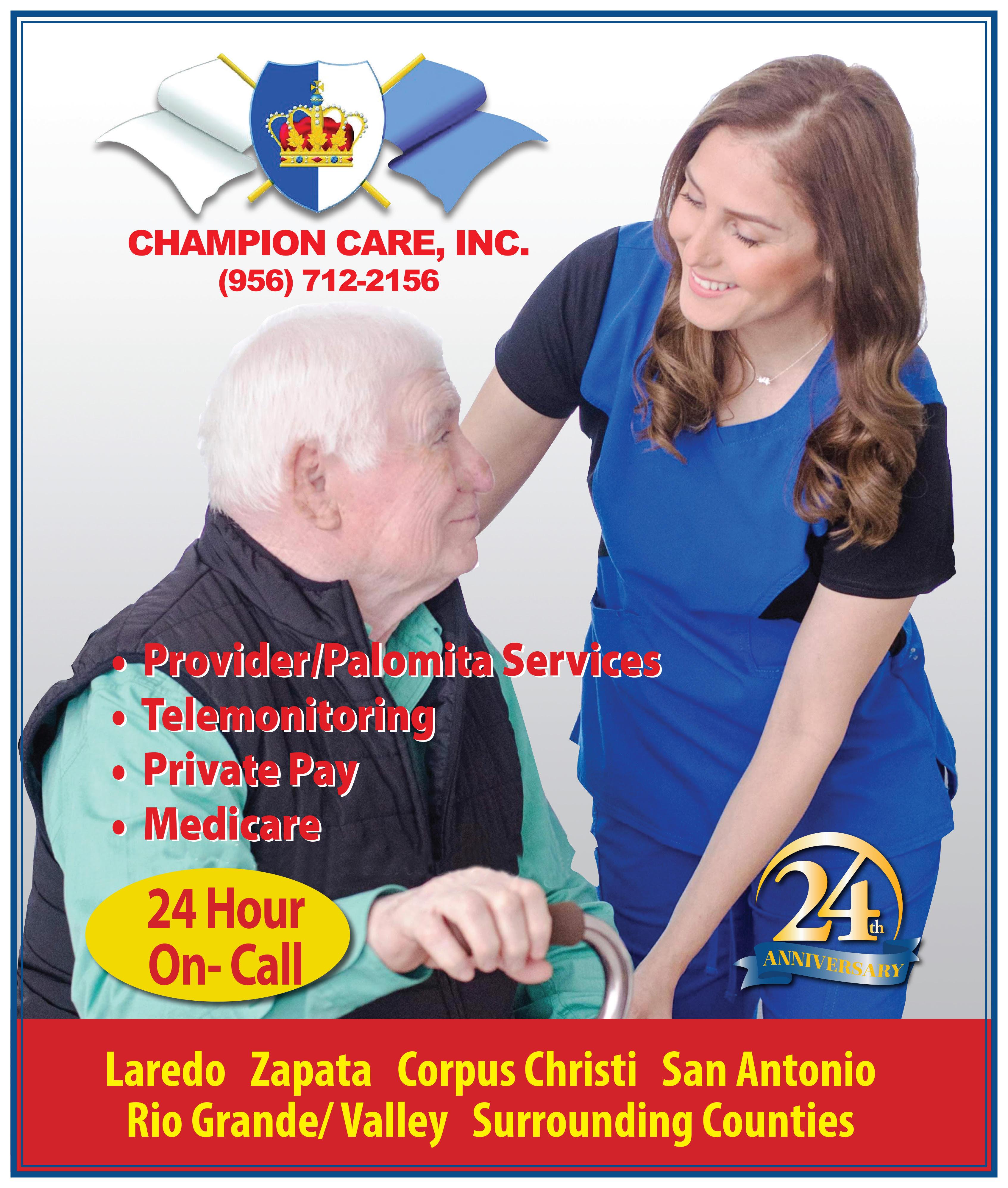 Champion Care, Inc.