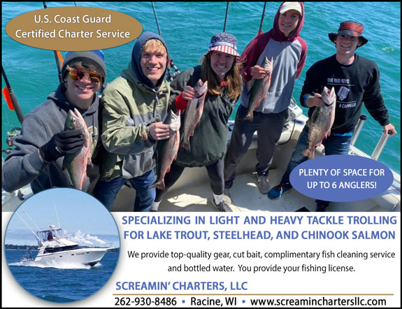 Screamin' Charters, LLC
