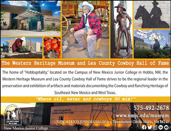 Western Heritage Museum & Lea County Cowboy Hall of Fame
