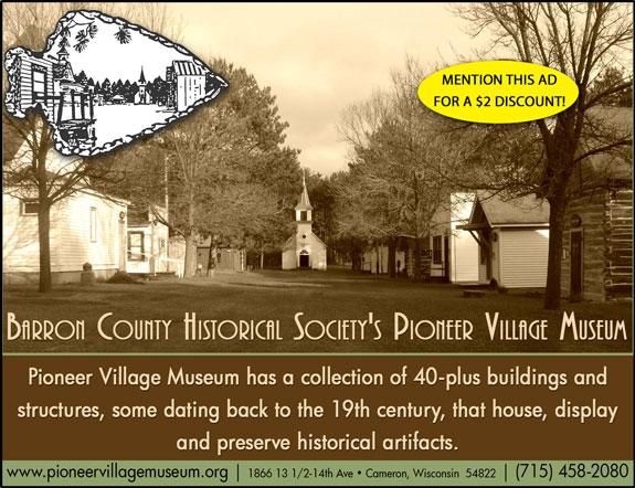 Barron County Historical Society Museum