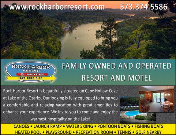 Rock Harbor Resort