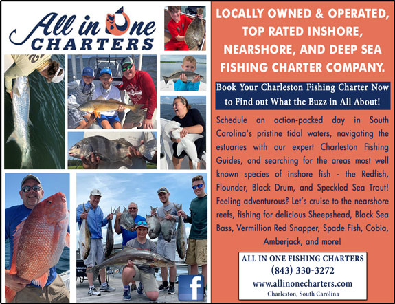 All In One Fishing Charters
