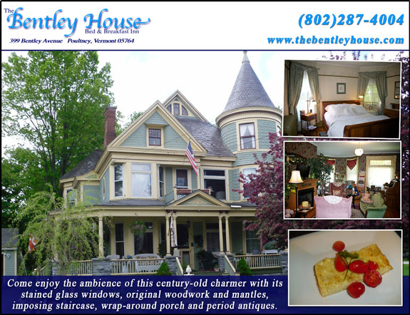 The Bentley House Bed and Breakfast