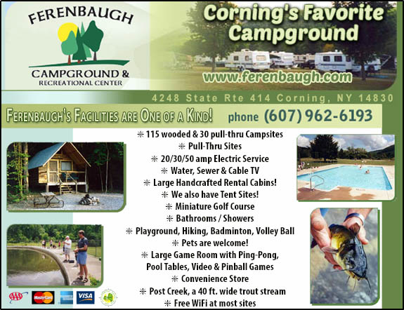 Ferenbaugh Campground and Rec Center