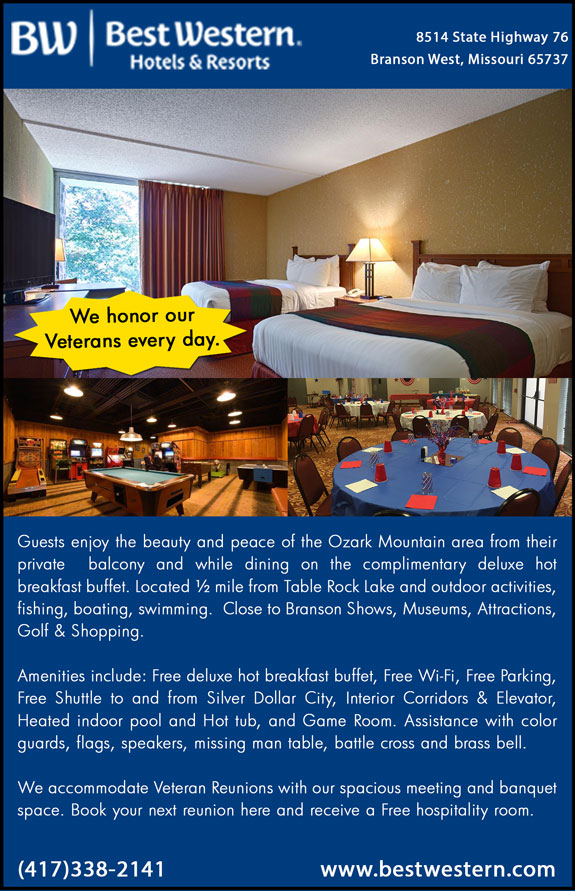 Best Western Branson Inn