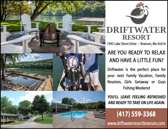 Driftwater Resort