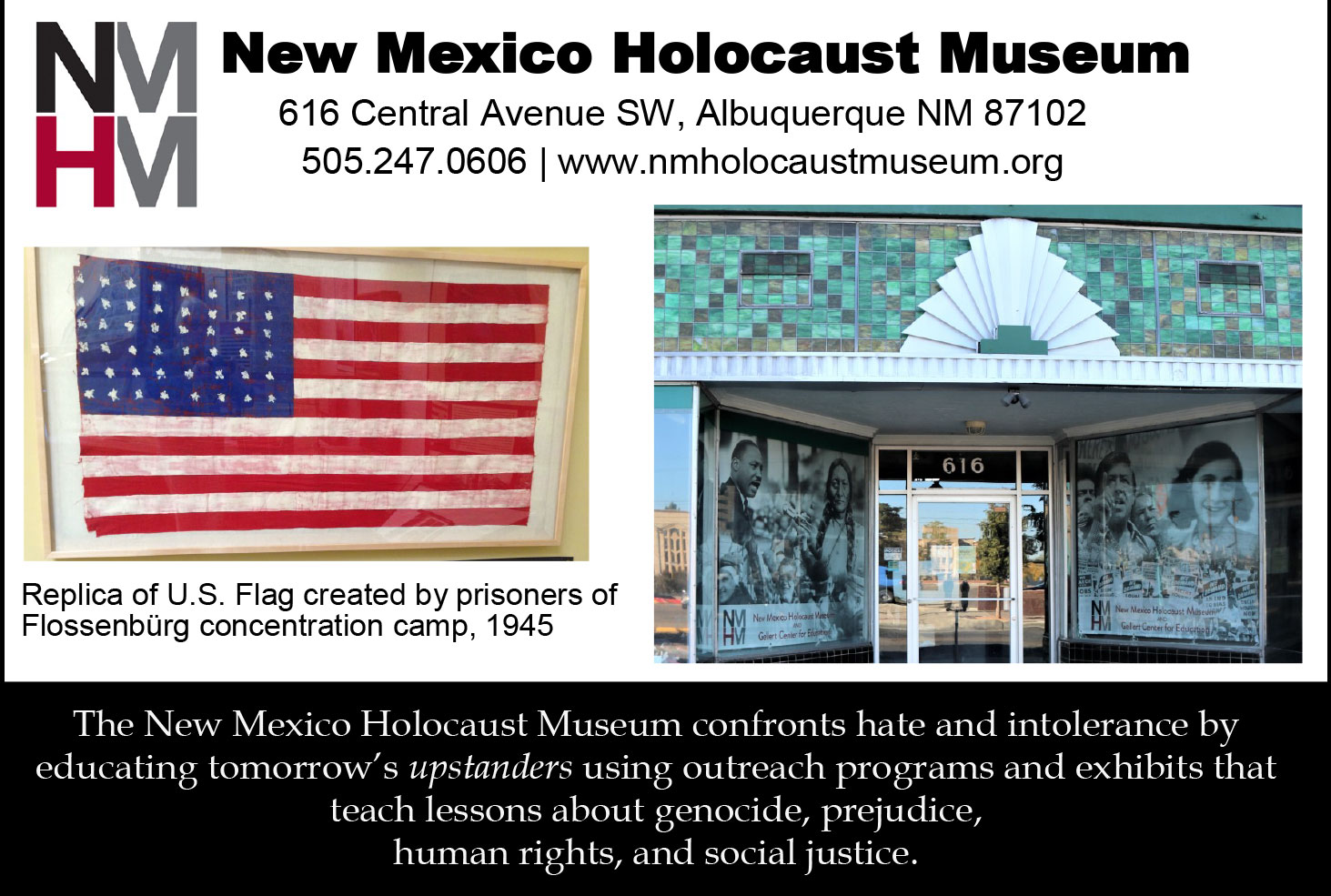 New Mexico Holocaust and Intolerance Museum