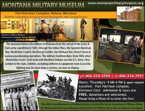 Montana Military Museum