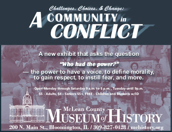 McLean County Museum of History