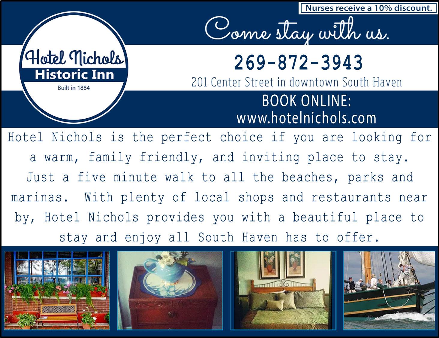 Hotel Nichols