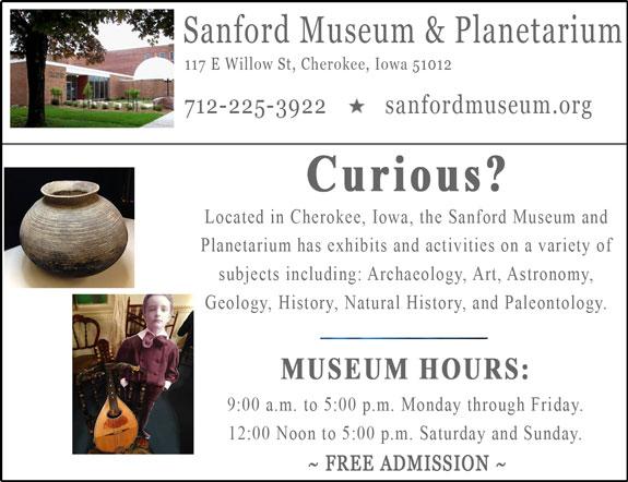 Sanford Museum and Planetarium