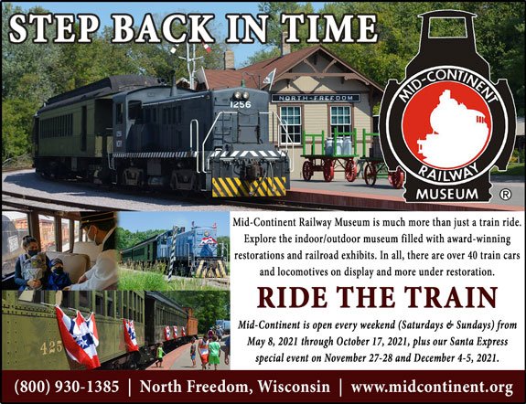 Mid-Continent Railway and Museum