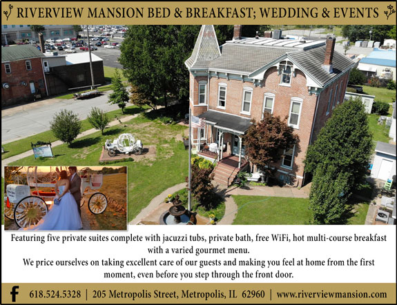 Riverview Mansion Bed and Breakfast