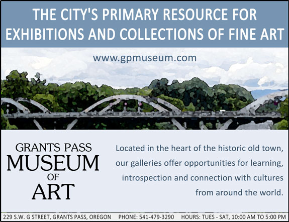 Grant's Pass Museum of Art