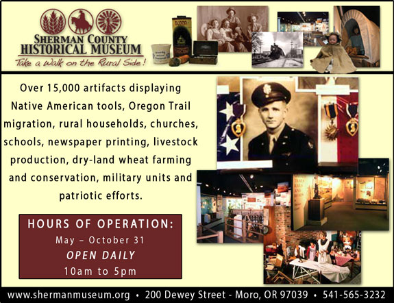 Sherman County Historical Museum