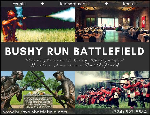 Bushy Run Battlefield Society