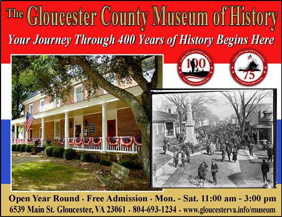 Gloucester Parks, Recreation and Tourism