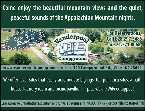 Vanderpool Campground
