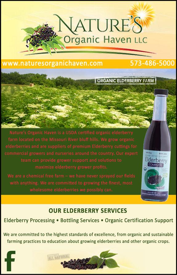 Nature's Organic Haven, LLC