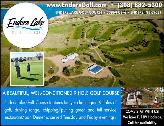 Enders Lake Golf Course and RV Park