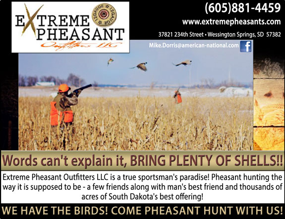 Extreme Pheasant Outfitters