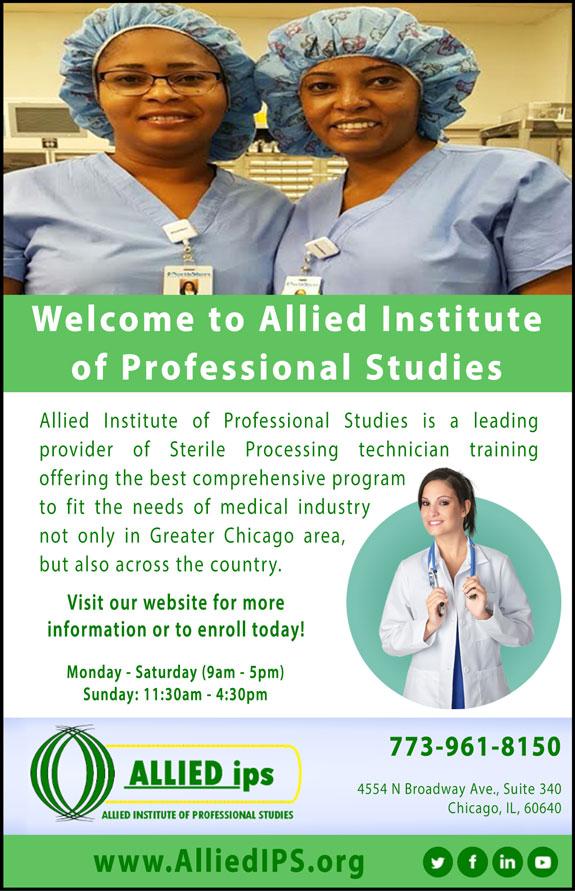 Allied Institute of Professional Studies