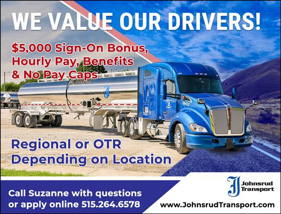 Johnsrud Transport, Inc.