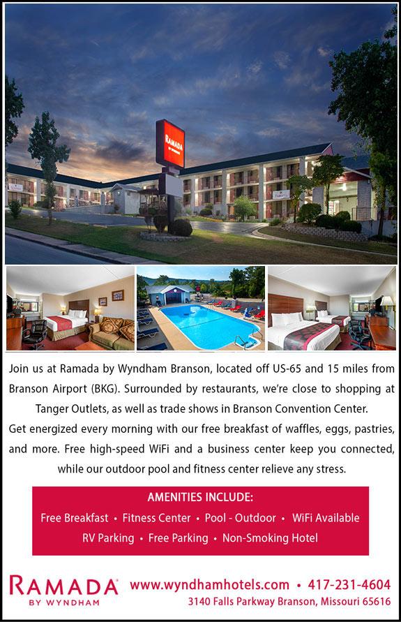 Ramada Inn by Wyndham - Branson