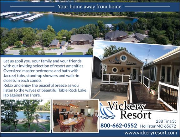Vickery Resort