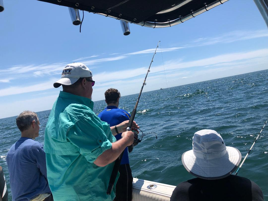 Offshore Fishing Adventure!