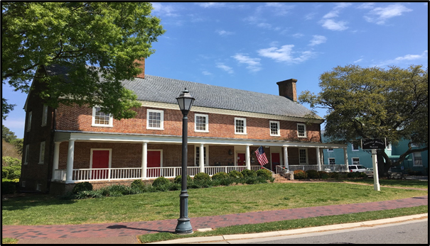 The Gloucester Museum of History: Experience 400+ years of history in a 251-year-old tavern