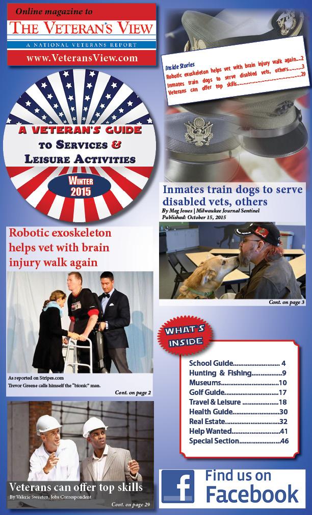 Veteran's View Digital Magazine