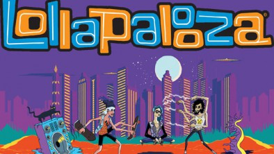 It's Lollapalooza time!