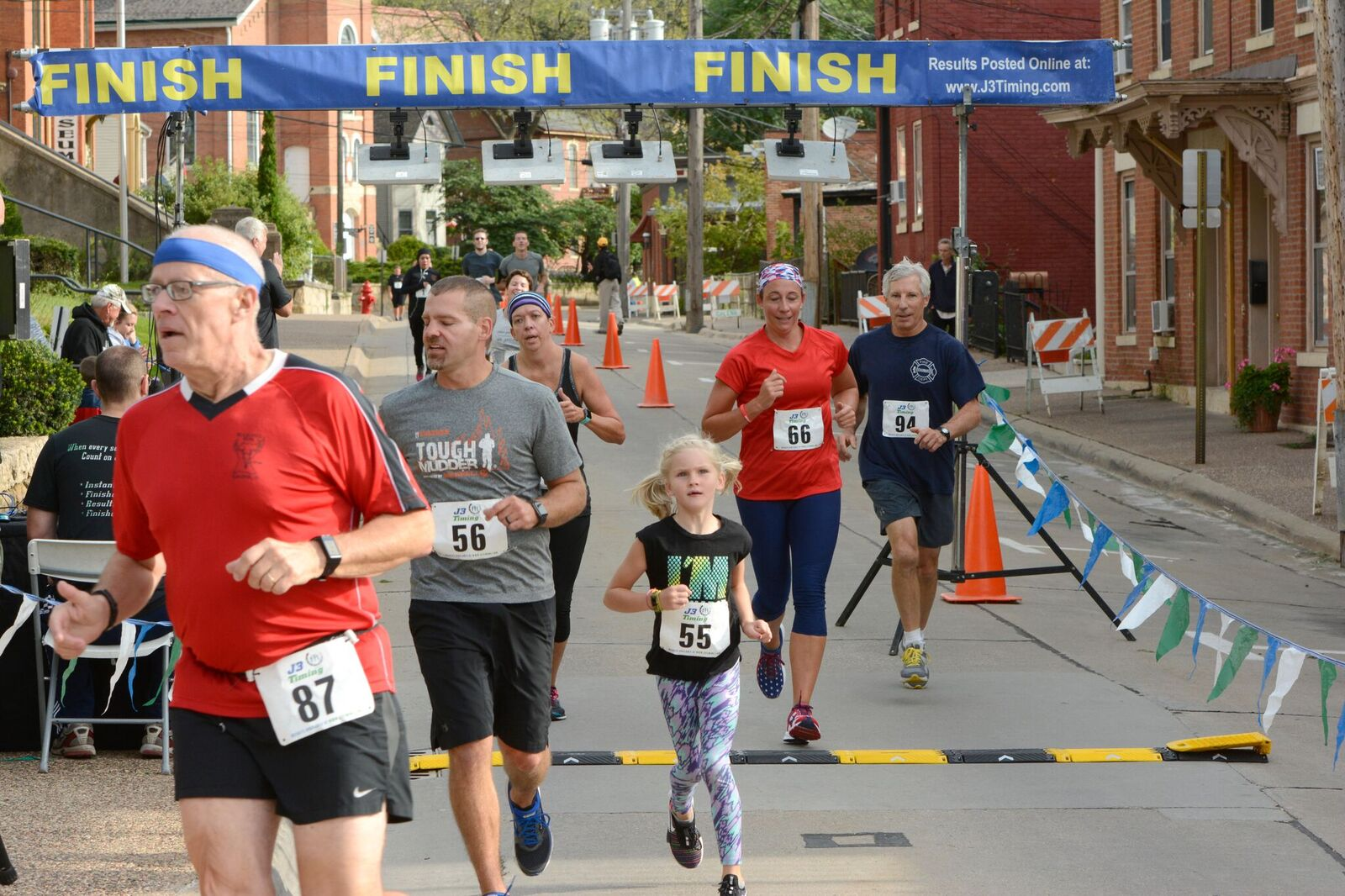 Heroes for History 5k honors 9/11 and local first responders